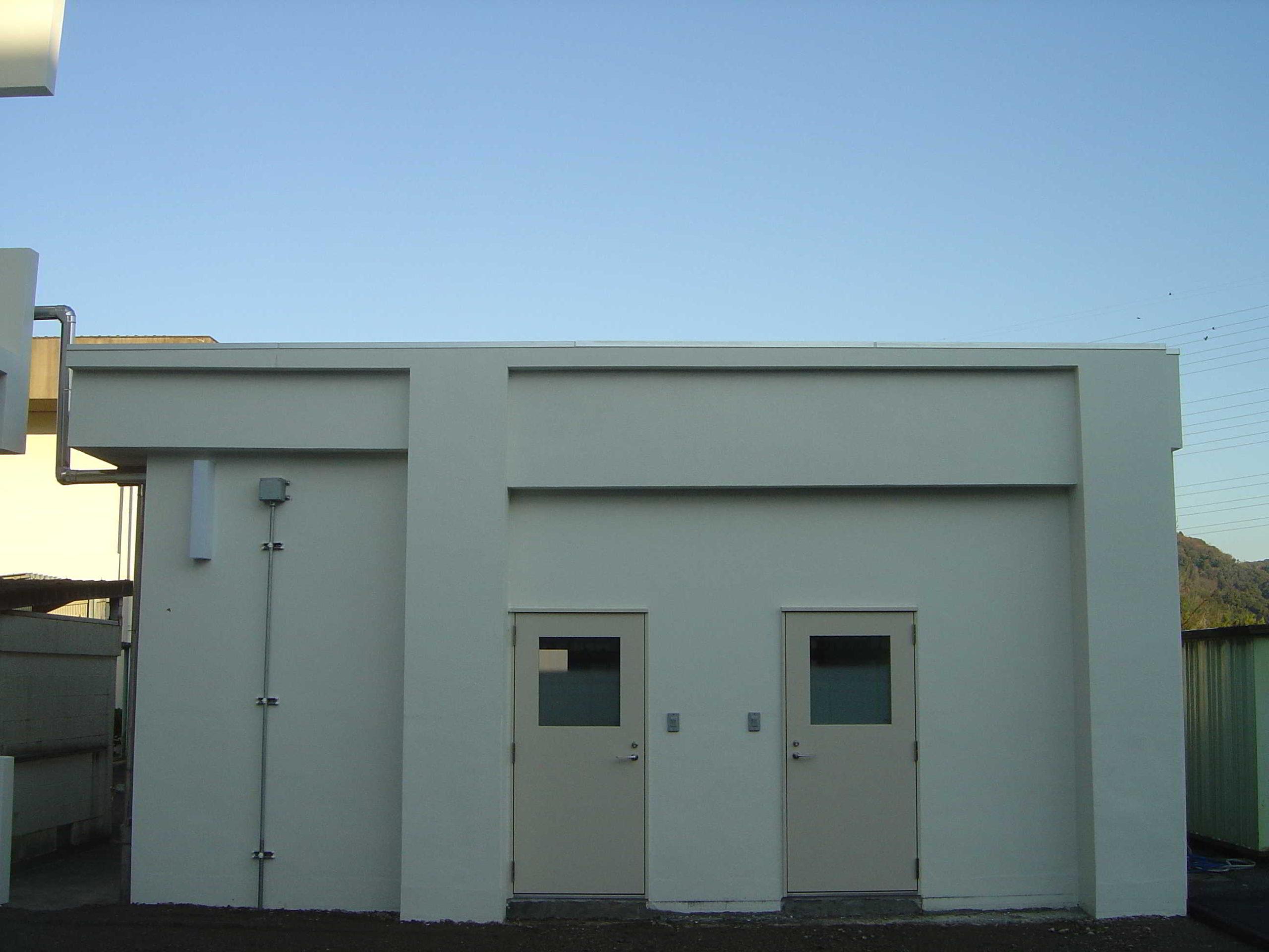 千葉県立上総高等学校校舎(管理特別普通教室棟他)解体・改修工事