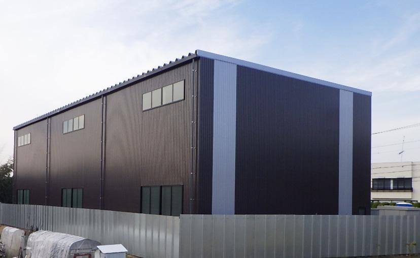 H工業 工場