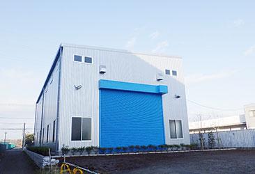 千葉鈑金工業(有)若松町自動車整備工場新築工事