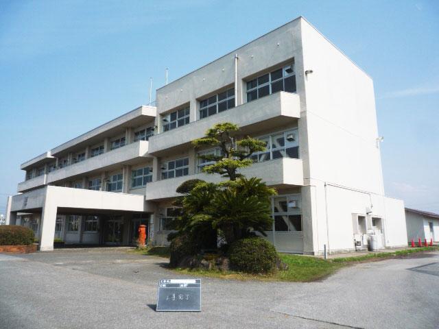 貞元小学校特別教室棟耐震補強工事