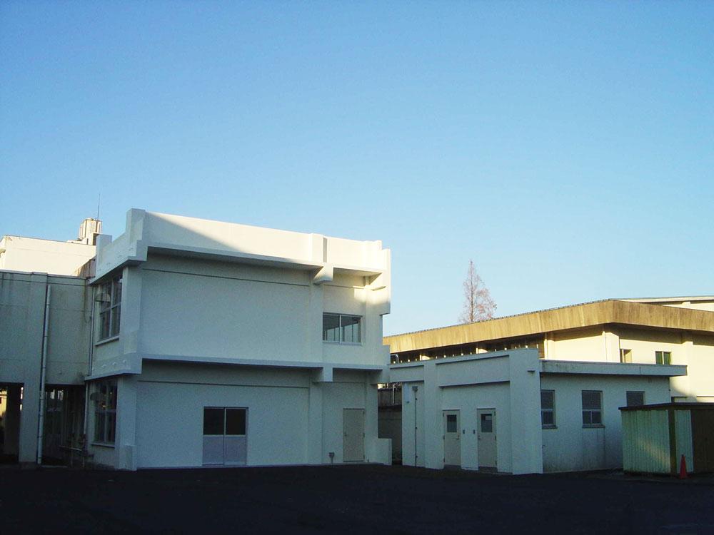 千葉県立上総高等学校校舎(管理特別教室棟他)