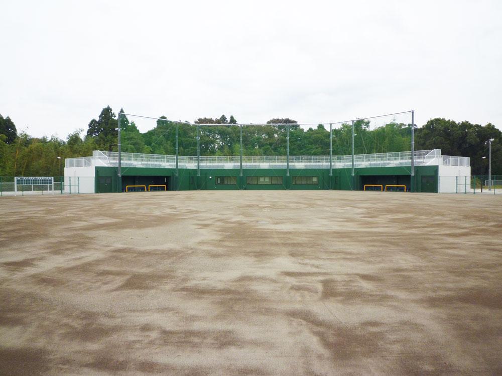 小糸スポーツ広場野球場