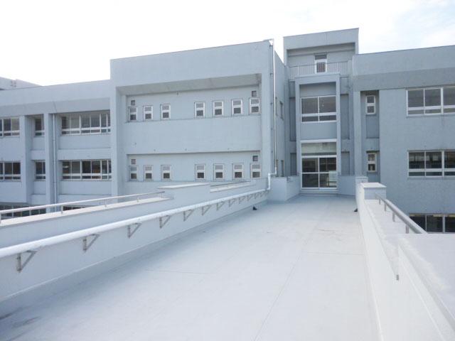 周南中学校管理普通教室棟