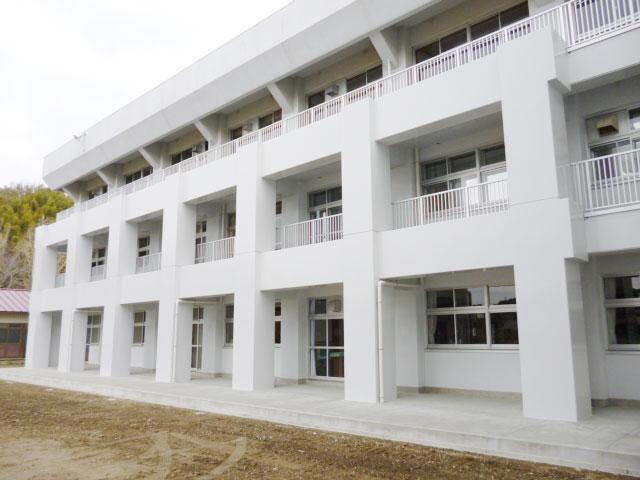 周南中学校特別教室棟